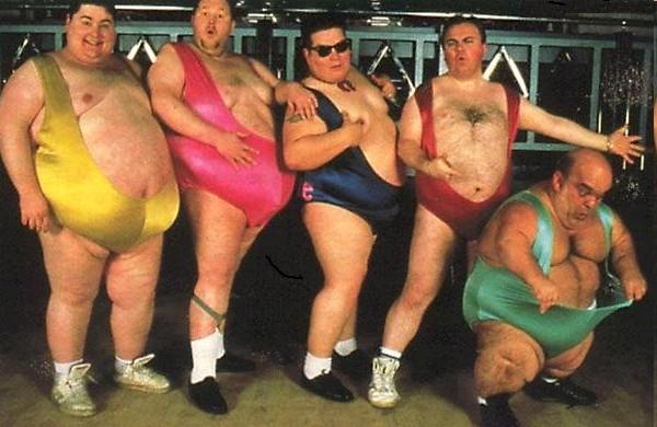 Midget With Fat Ass
