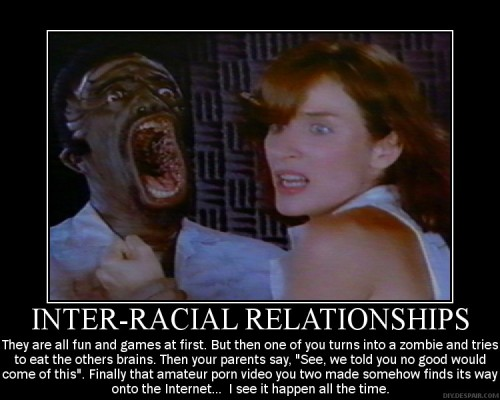Mary-Kate interracial demotivational posters during for
