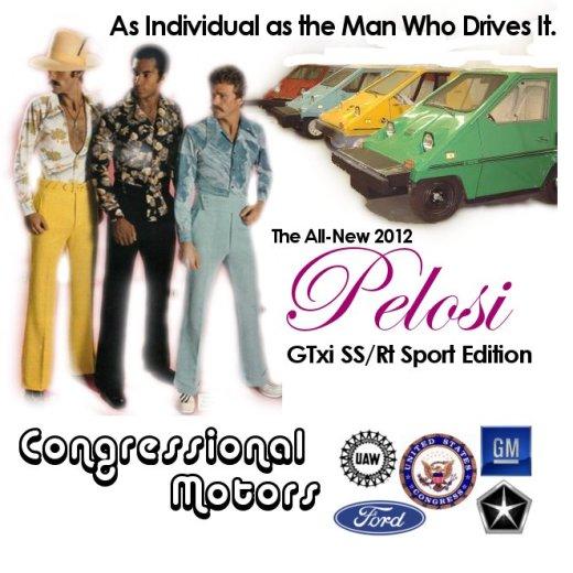 2012 Pelosi GTxi SS/Rt Sport Edition