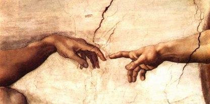 Michaelangelos-creation-of-Adam